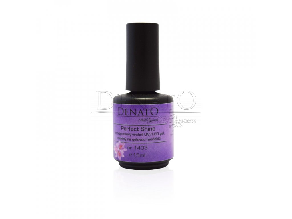 Denato Perfect Shine Uv Led Gel Vrchni Lesk