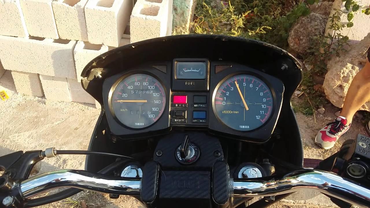 Yamaha Rxz135 By Himanshu Ghadge