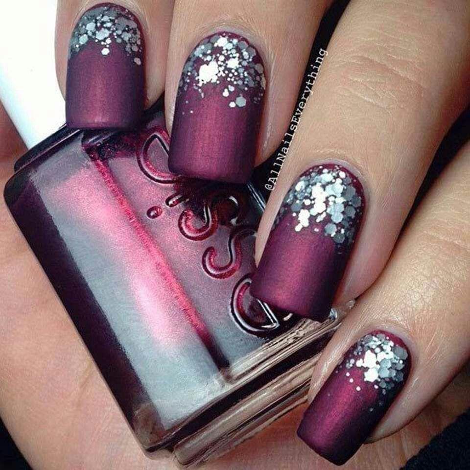 Elegantni Nehty Matte Nails Design Trendy Nail Art Designs Trendy Nail Art