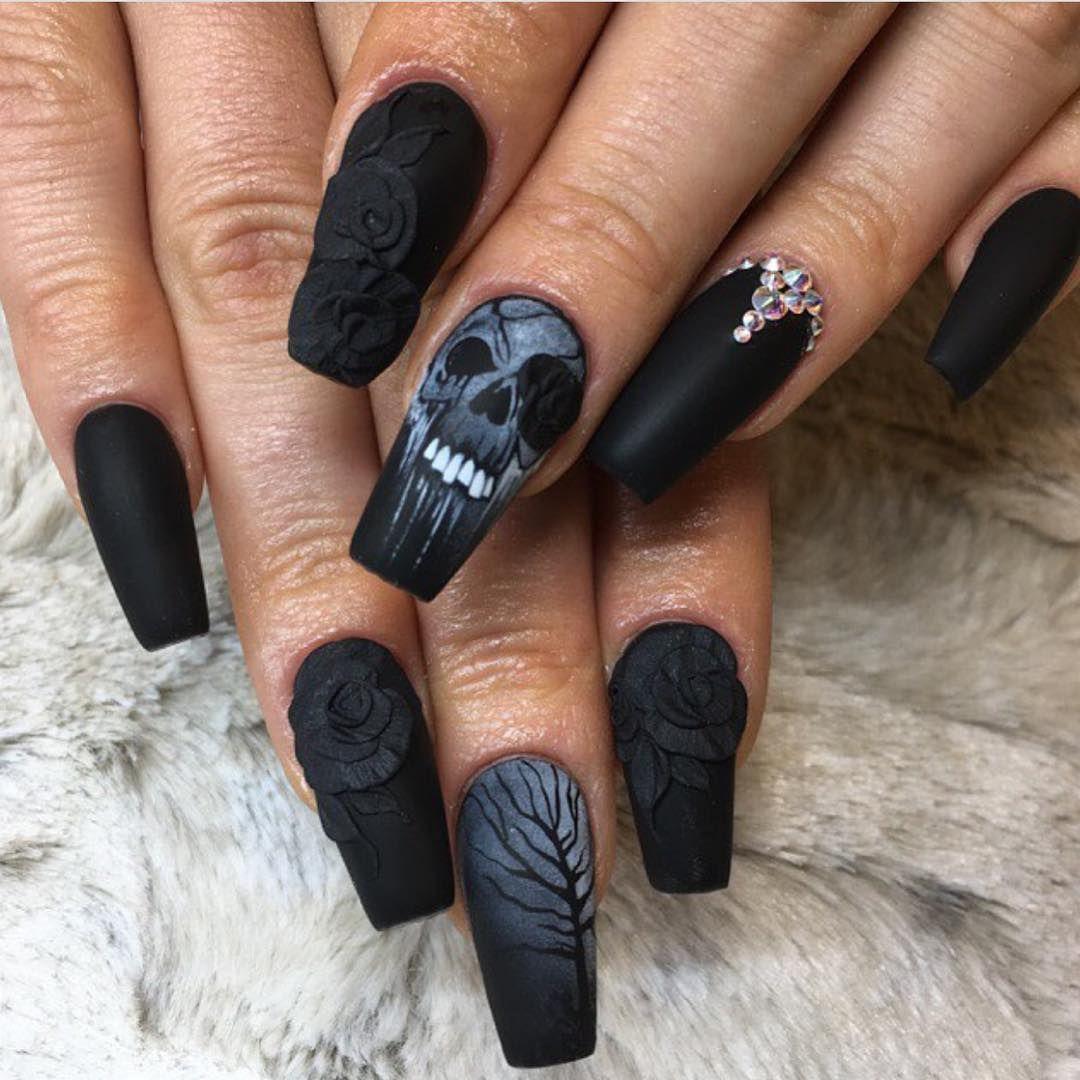 Consulta Esta Foto De Instagram De Malishka702 Nails 2 869 Me Gusta Design Nehtu Gelove Nehty A Nehty