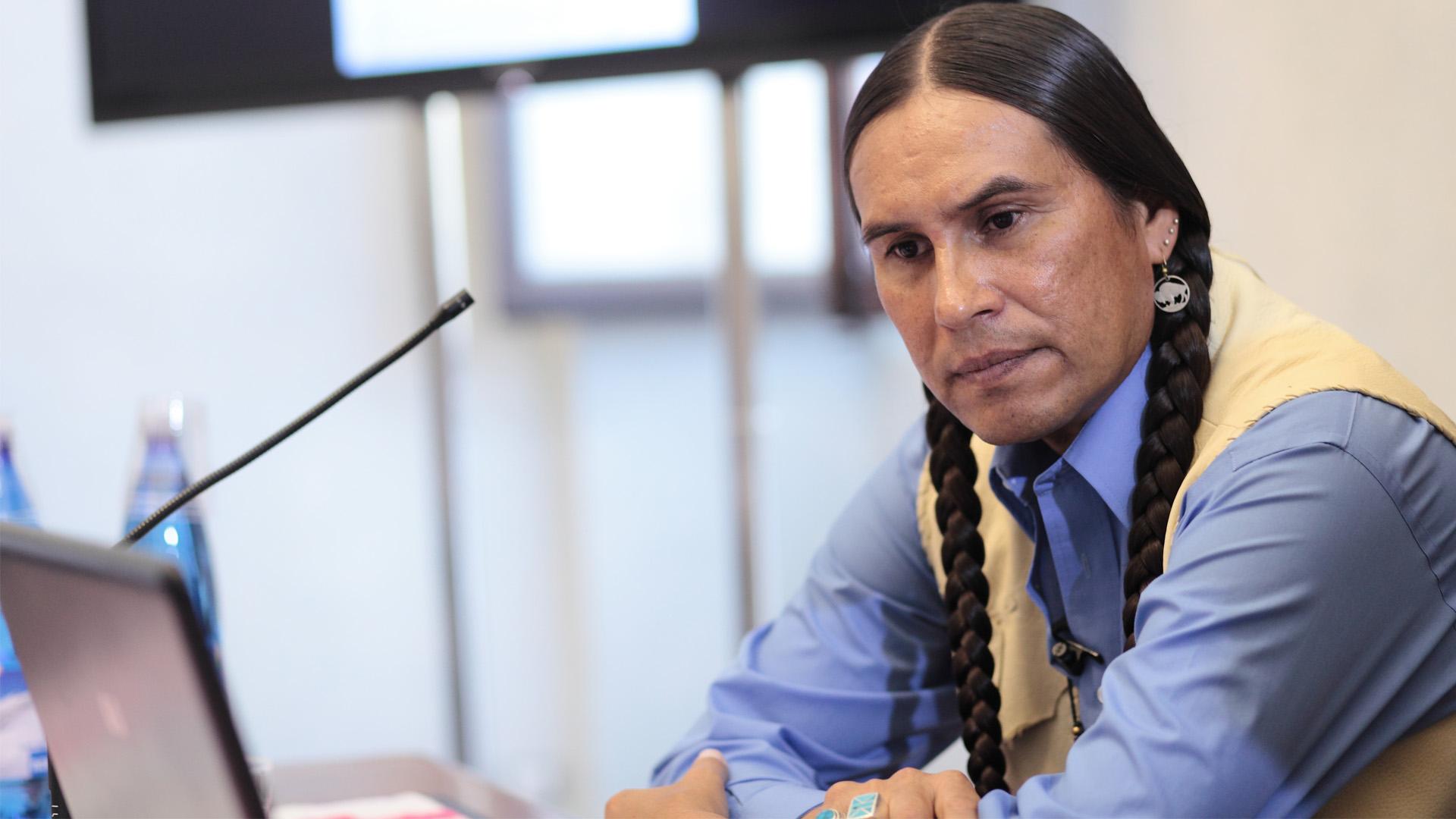 Wolakota 17 A San Marcello L Evento Dei Lakota Sioux