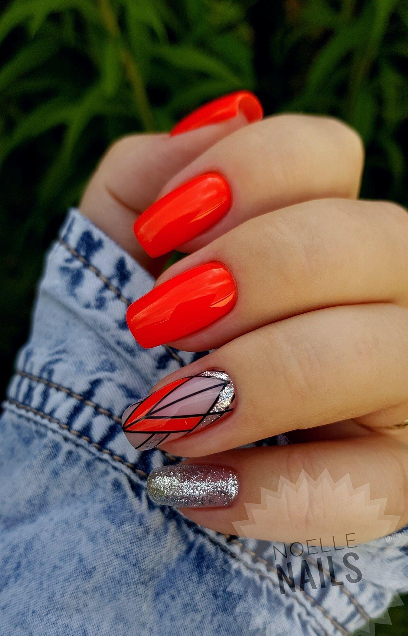 Pin By Zlata Zapletalova On Nails In 2020 Gelove Nehty Nehty Napady Na Nehty