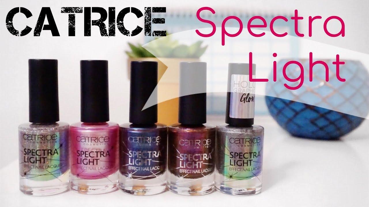 Pl Catrice Spectra Light Cala Kolekcja Gosiapio Youtube