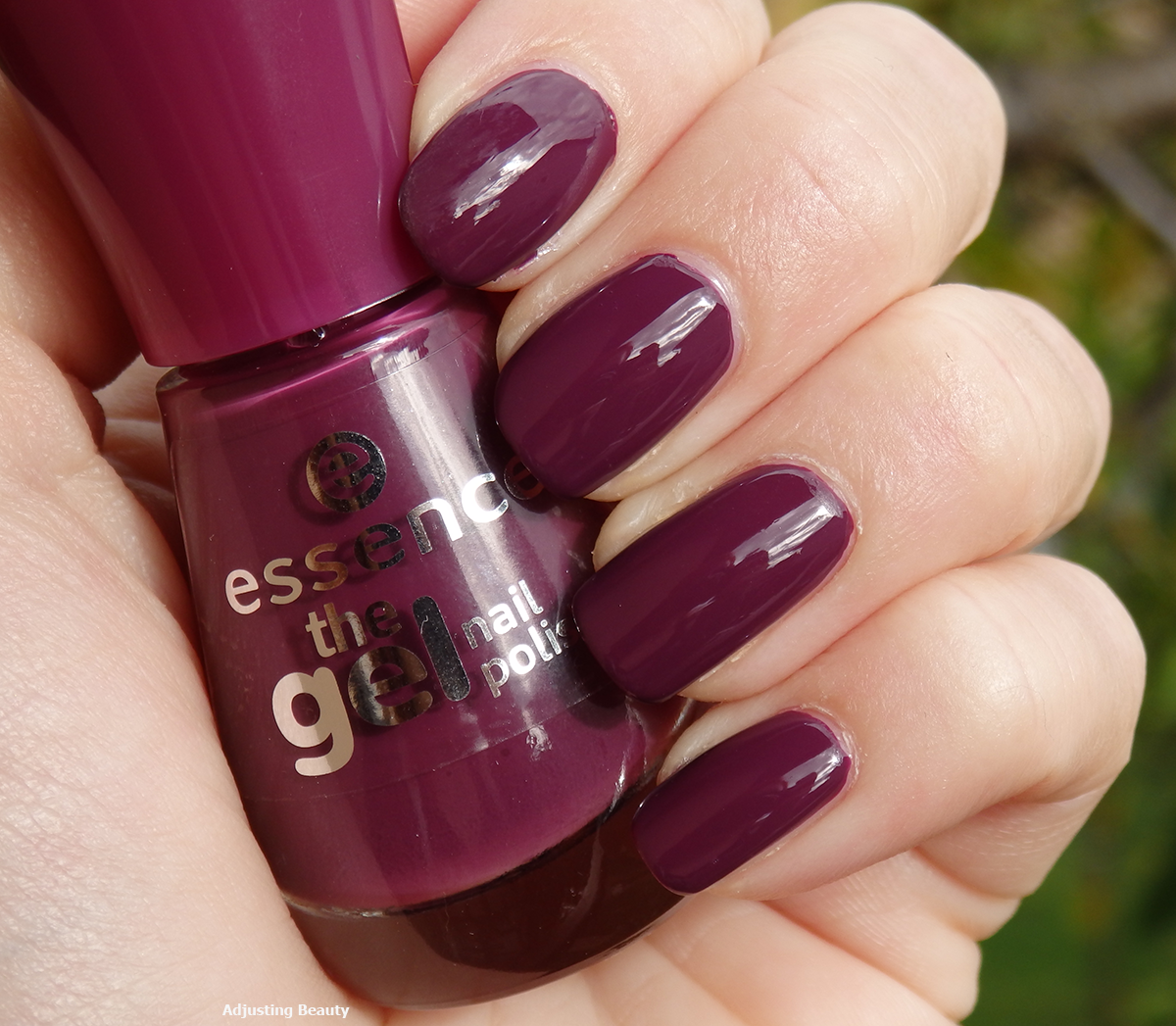 Hey Beauties A Few Weeks Ago I Got This Beautiful Autumnal Plum Nail Polish It Was A Gift By Lovely T Nail Polish Essence Nail Polish Essence Gel Nail Polish