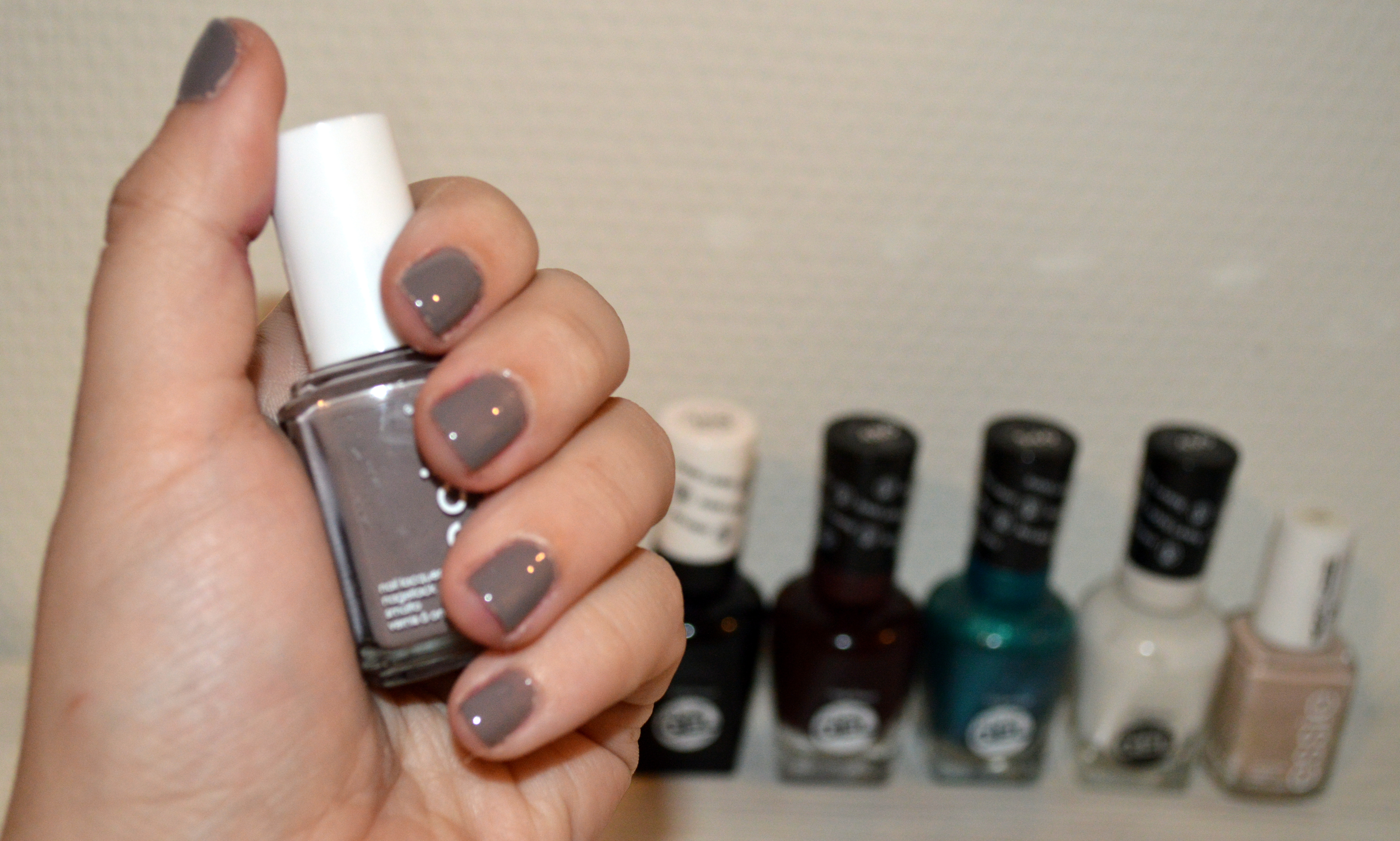 Battle Of The Nail Polishes Sally Hansen Vs Essie Life Styling Journal