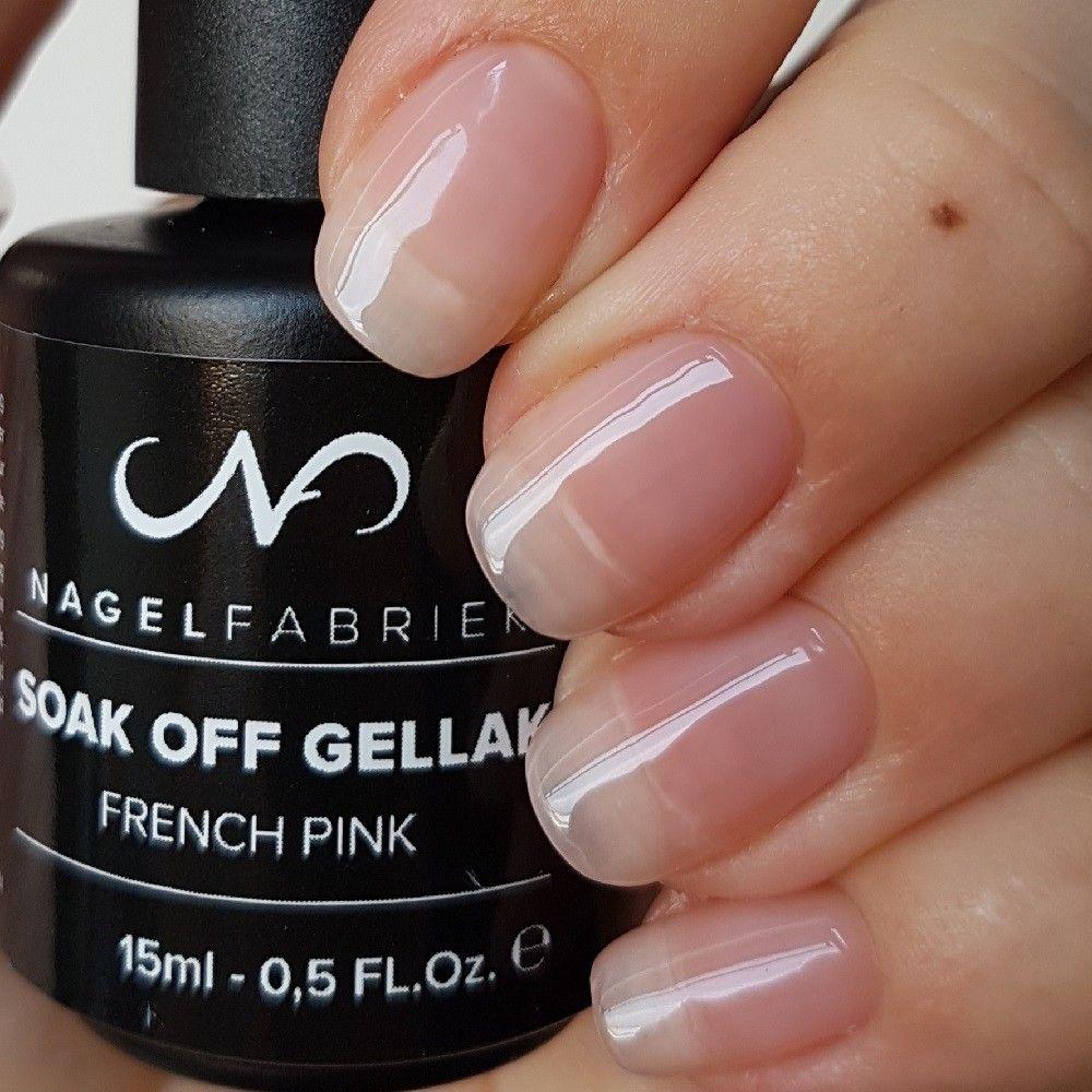 Nagelfabriek Gellak French Pink 15 Ml Jo Jij