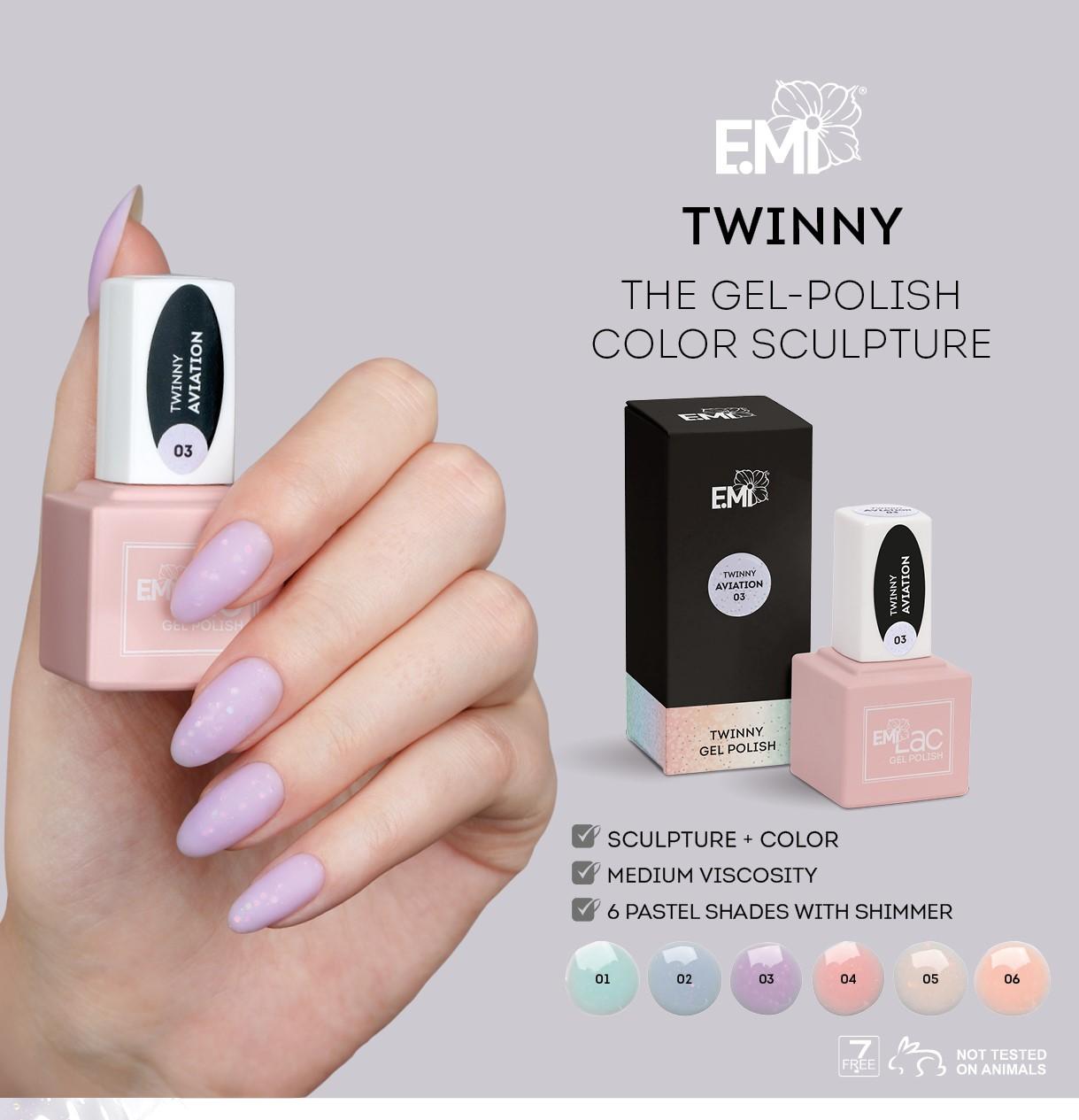 Twinny Nova Kolekce Eshop E Mi Manikury