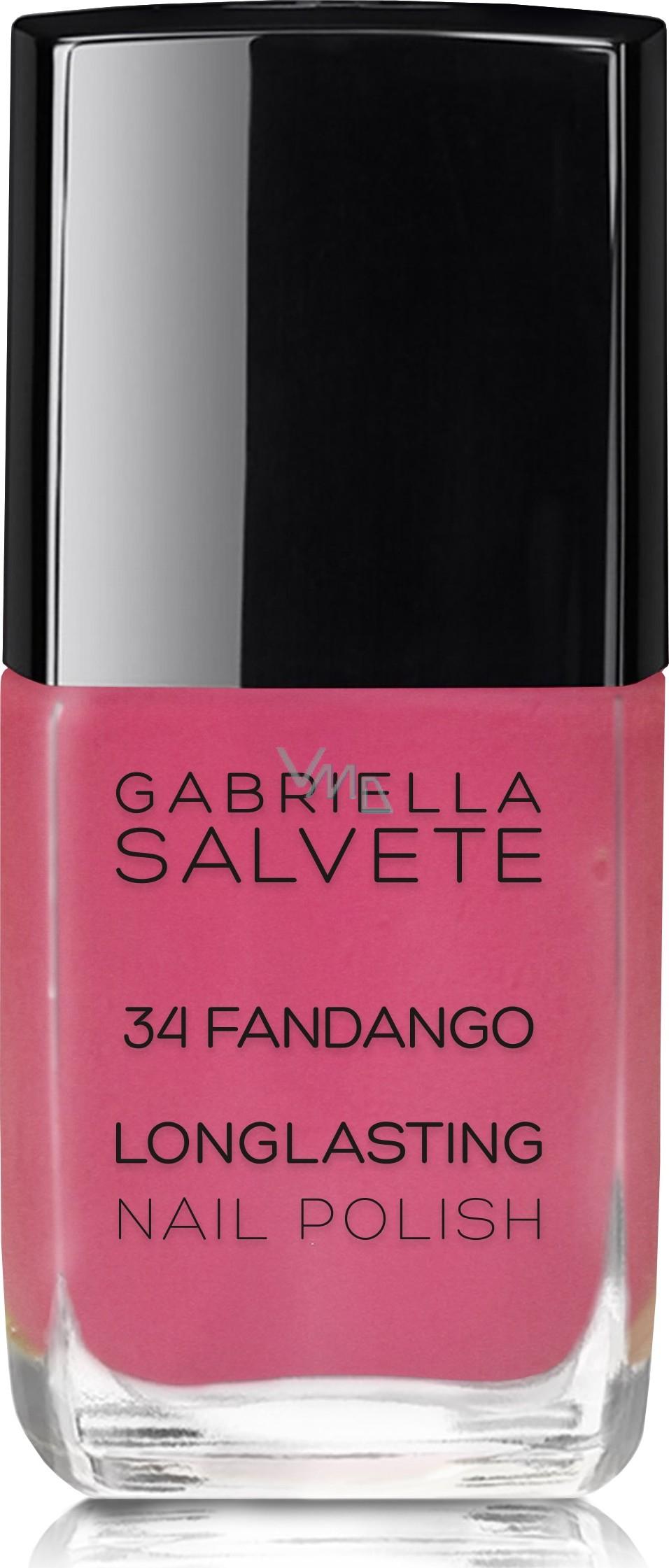 Gabriella Salvete Longlasting Enamel Lak Na Nehty 34 Fandango 11 Ml Vmd Drogerie A Parfumerie