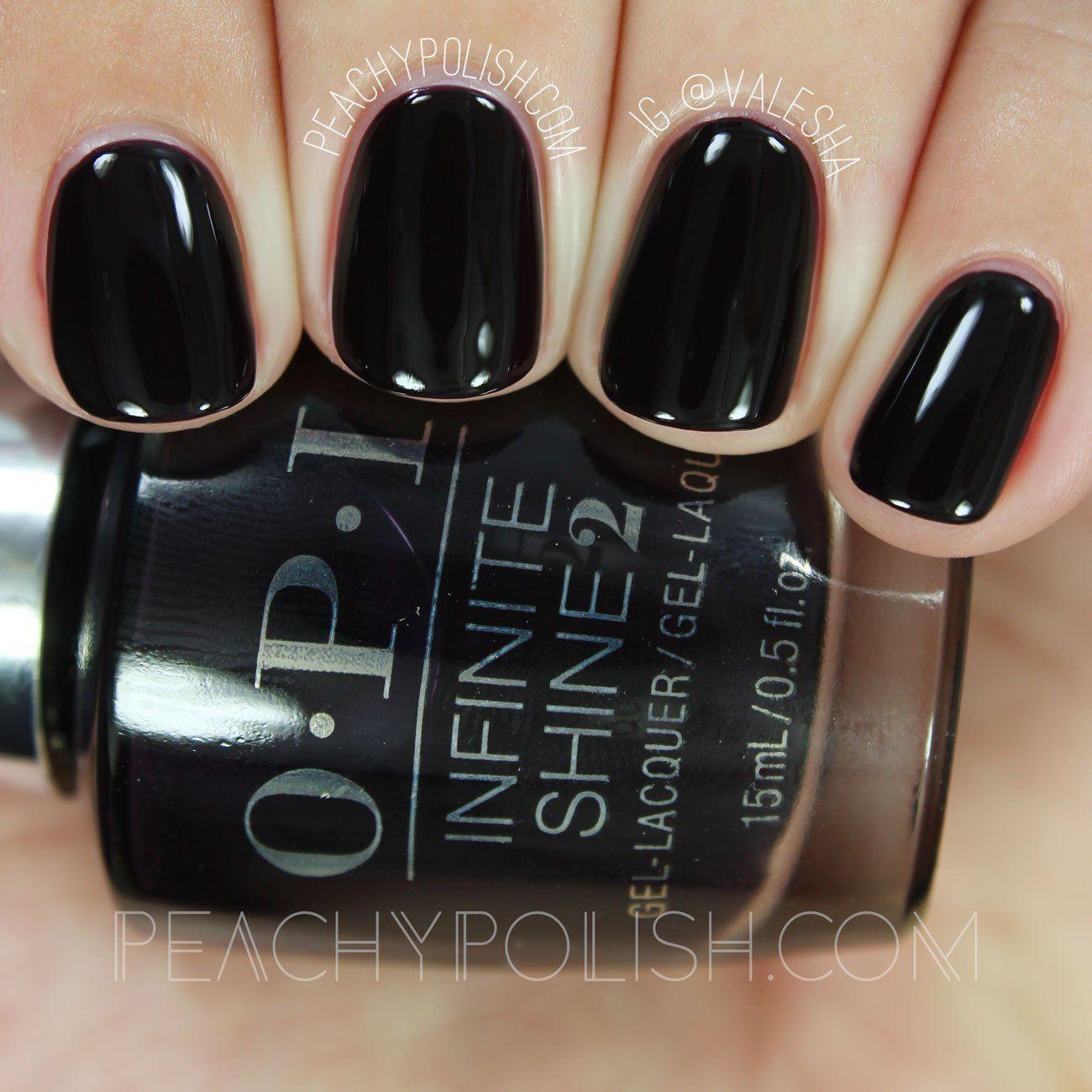 Opi Infinite Shine Iconic Collection Swatches Review Opi Gel Nails Opi Nail Polish Colors Nail Polish