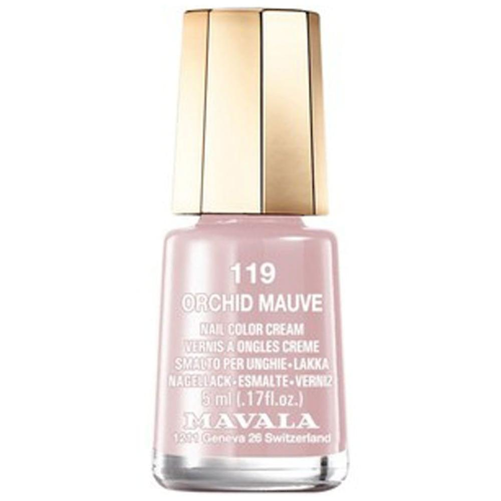 Mavala Mini Nail Color Creme Lakier Do Paznokci Orchid Mauve 119 5 Ml Fruugo Pl