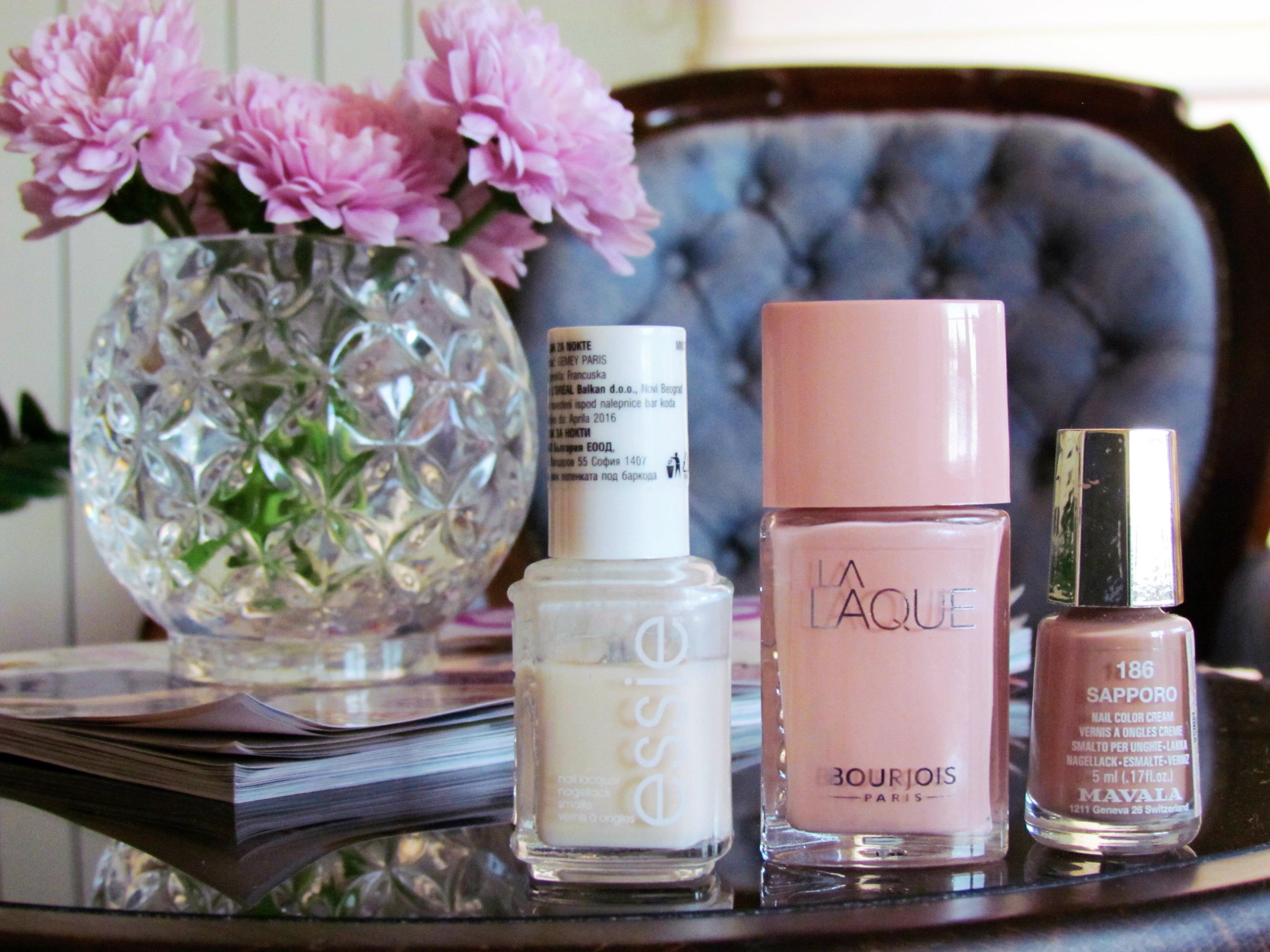 Top 3 Drugstore Nude Nail Polishes Forloveandmaria Forloveandmaria