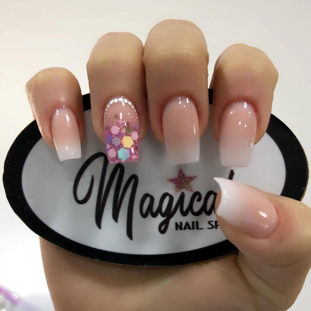 Magical Spa En Instagram Acrilicas Esculpidas Magicalnailspa In 2020 Cute Nails Nail Manicure Nails