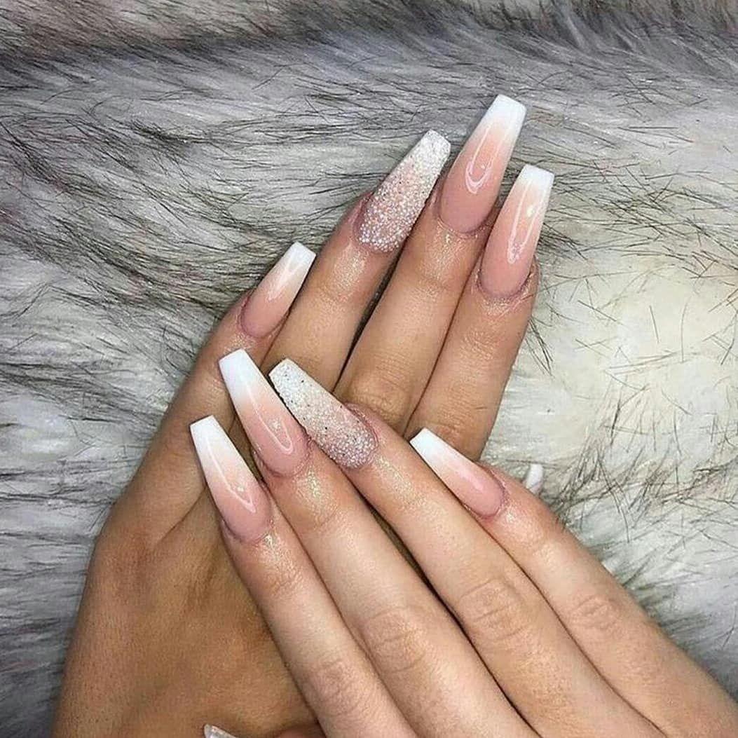 Follow Us Amazing Nailsclips Amazing Nailsclips Nails Nailart Coffinna In 2020 Gelove Nehty Design Nehtu Nehty