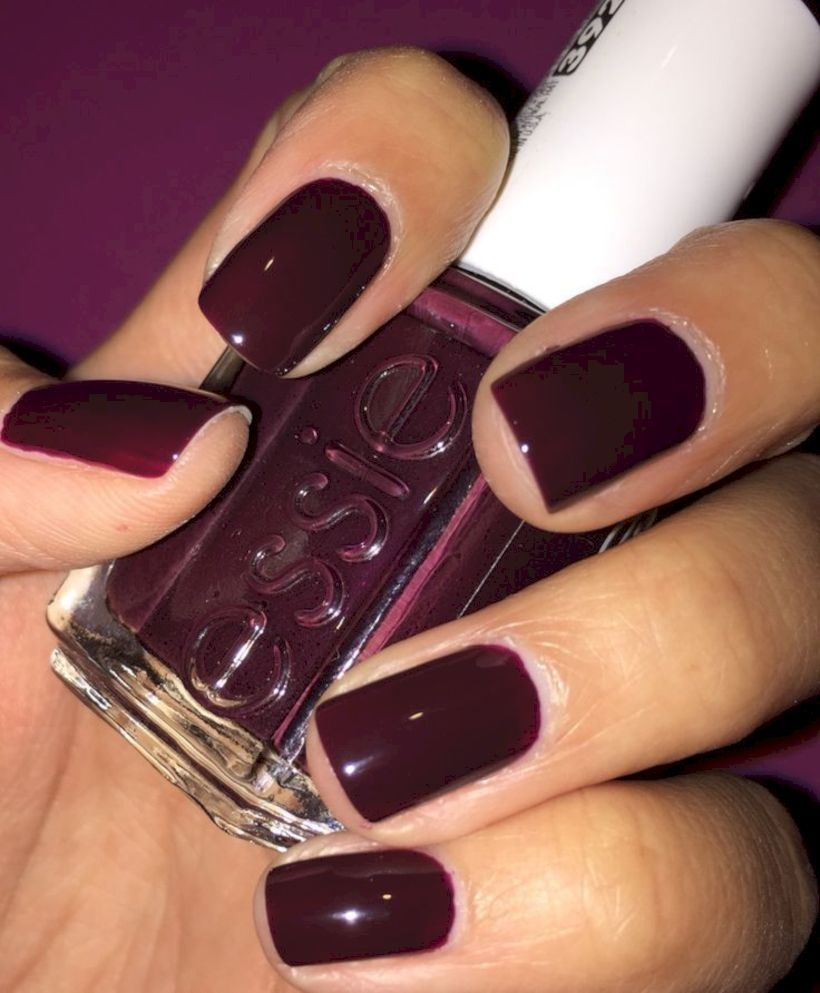 Amazing 45 Pretty Essie Nail Polish Swatches For The Real Women Http Dressip Com Index Php 2018 12 06 45 Pret Essie Nail Essie Nail Polish Colors Nail Polish
