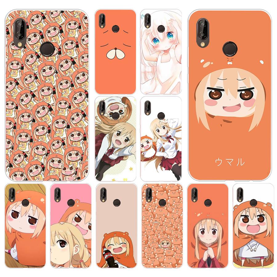 107fg Cute Umaru Chan Anime Doma Umaru Soft Silicone Tpu Cover Case For Huawei Mate P20 P30 Llte Pro Y6 Y7 2019 Aliexpress