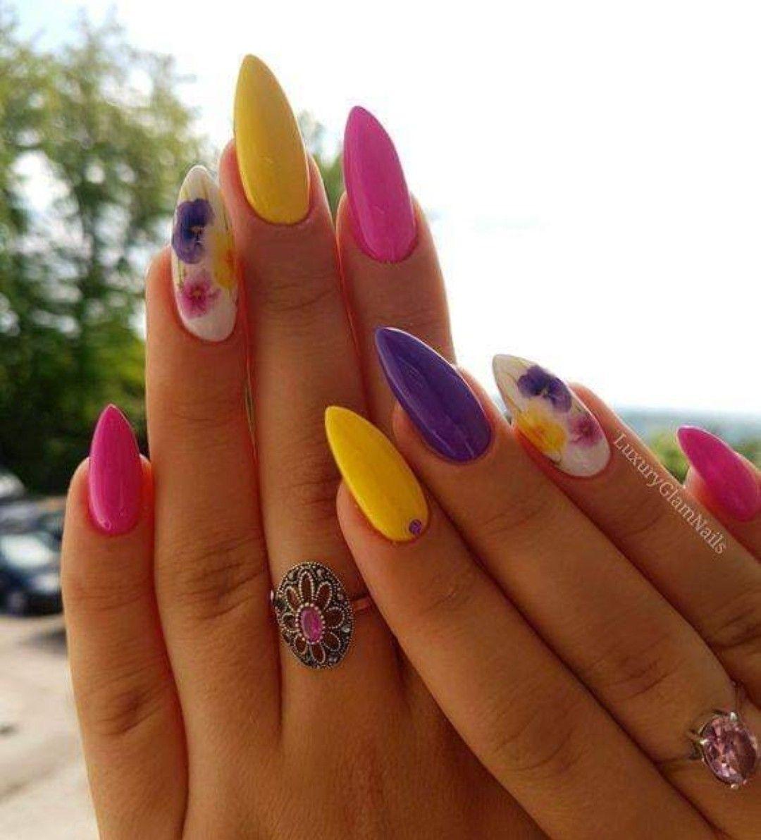 Pin By Iris Prokesova On Used Nail Ideas Trendy Nail Art Nail Designs Cute Acrylic Nails