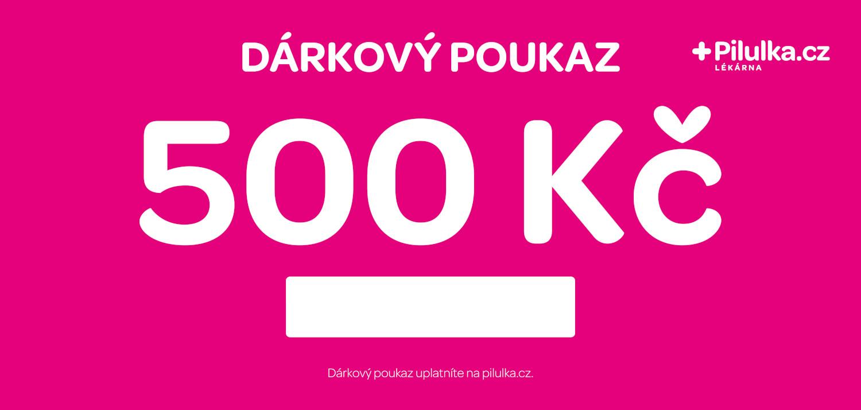 Darkovy Poukaz 500 Kc Na Nehty Levne Blesk Zbozi