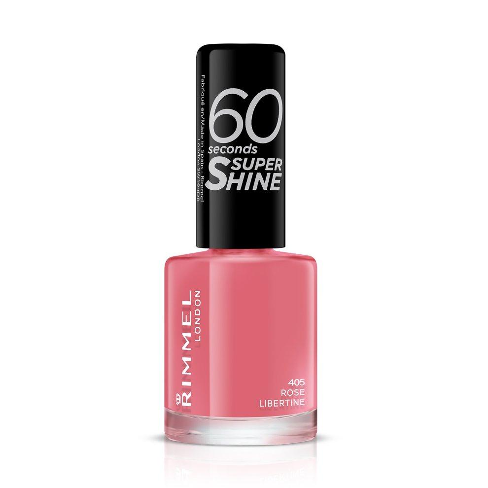 3614220616971 Ean 34778209405 Rimmel 60 Seconds Super Shine Nail Polish 8 Ml Rose Libertine Buycott Upc Lookup