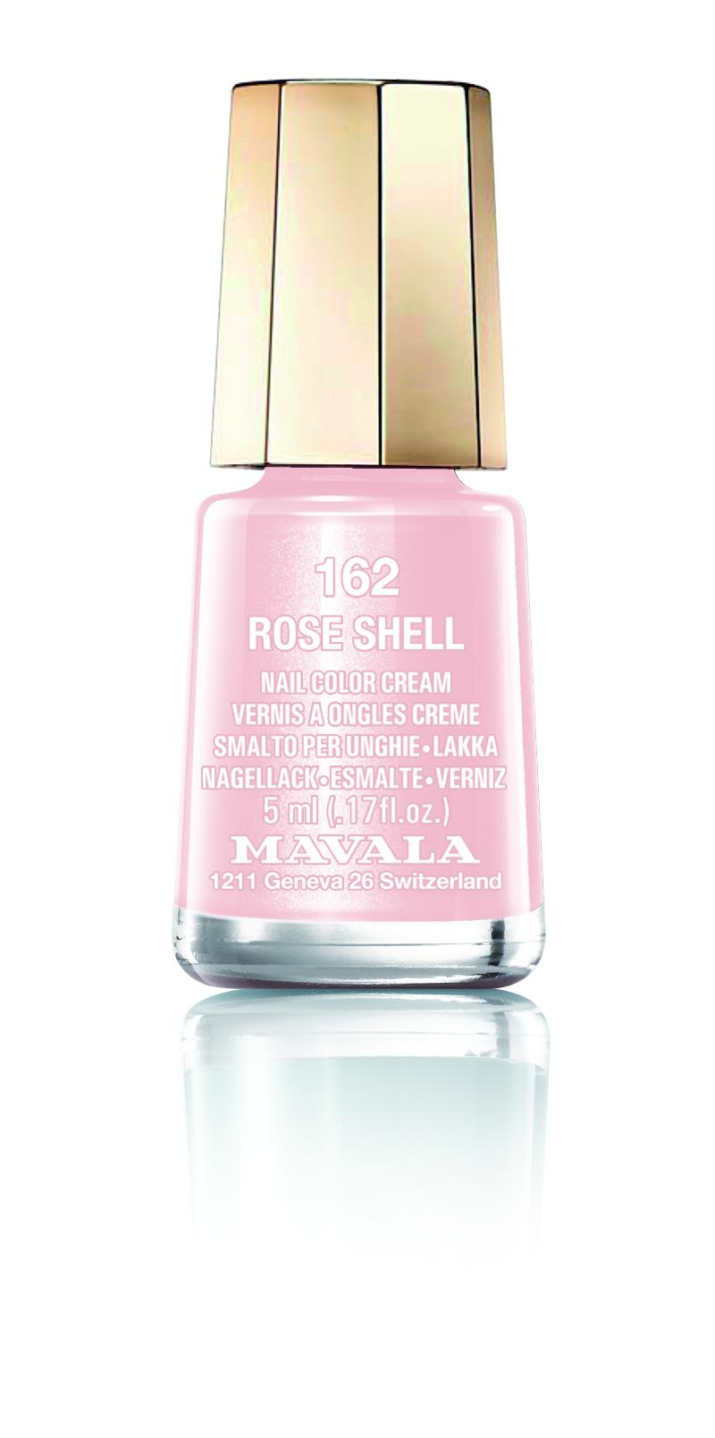 Mavala Minicolor Lak Na Nehty 162 Rose Shell 5 Ml Glami Cz
