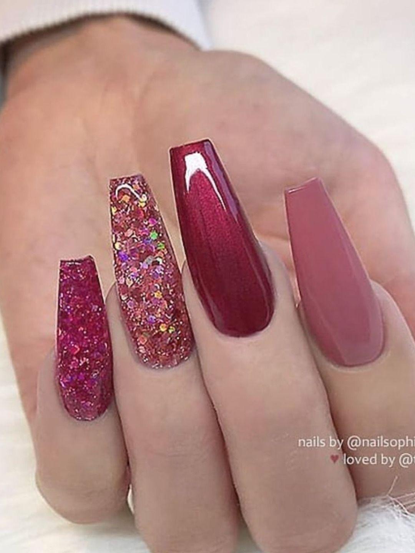 The Best Nail Trends For Cute Fall Manicure Design Nehtu Barevne Nehty Nehty