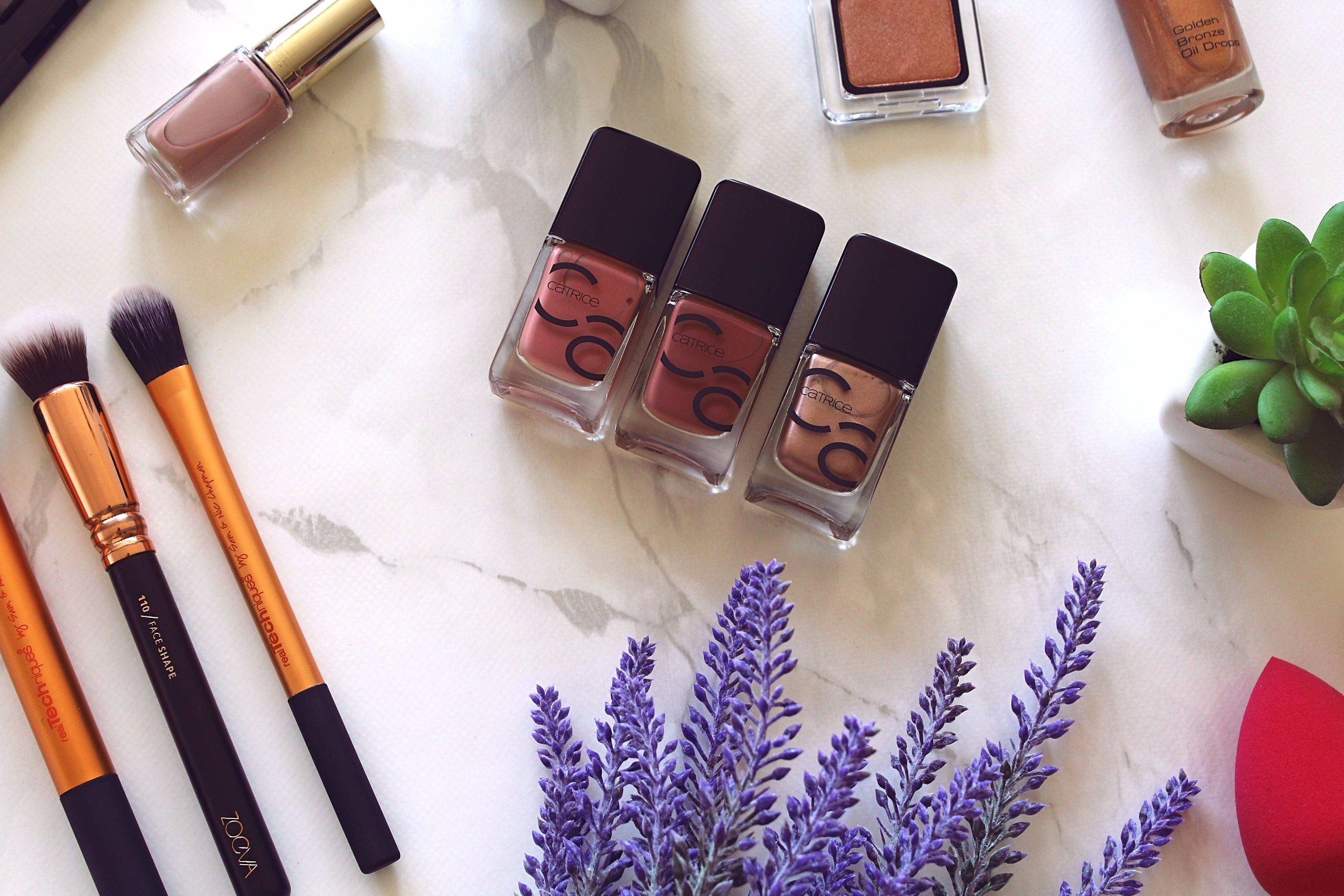 Curent Favorite Nail Polishes Catrice Iconails Gel Lacquers Simple Serenity