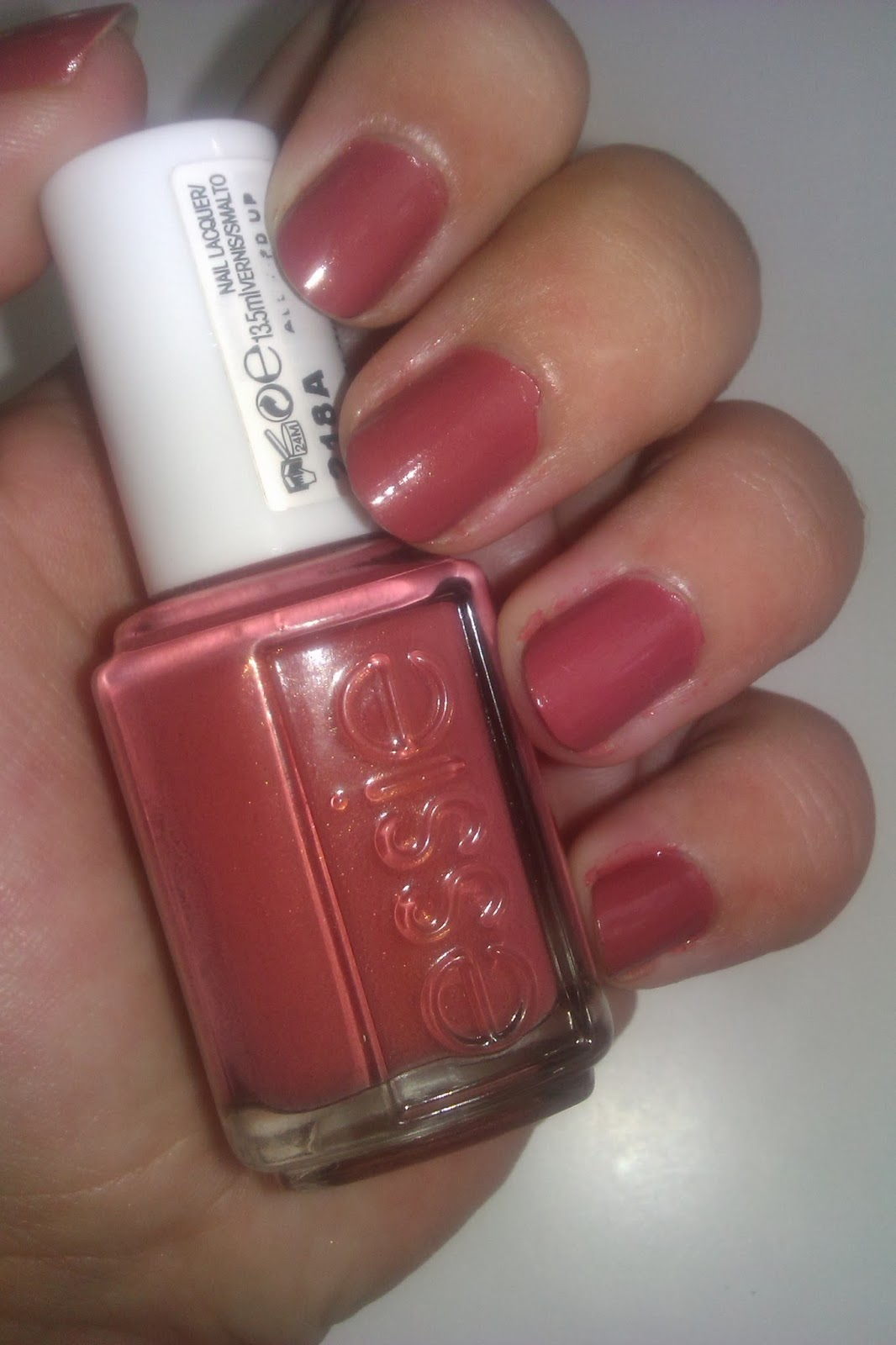 Janina0 Blog Essie All Tide Up