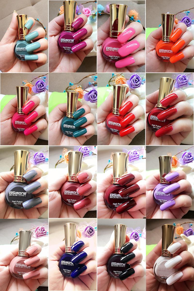 Nail Color Vernis A Ongles Confession Of Rose