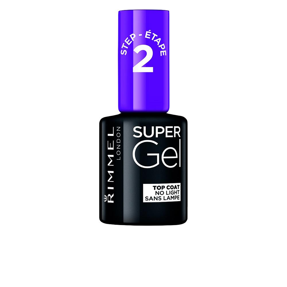 Rimmel London Super Gel Top Coat Lak Za Nohte 12 Ml Ceneje Si