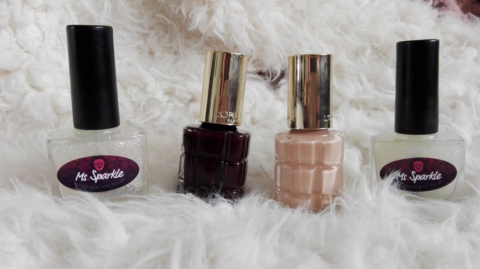 Beauty By K L Oreal Laky Na Nehty Color Riche 116 A 556 Ms Sparkle