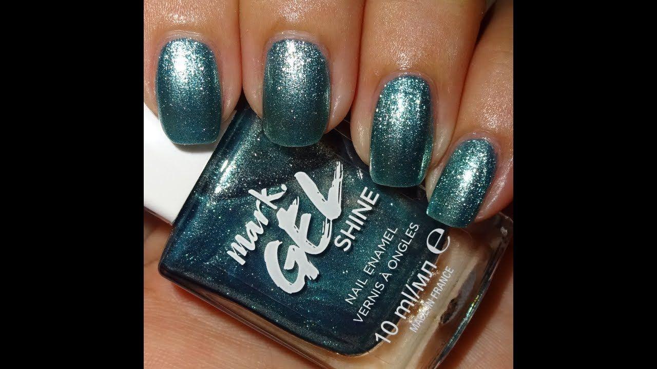 Avon Mark Gel Shine Nail Enamel Contrast Boost Shine Nails Nails Avon Mark