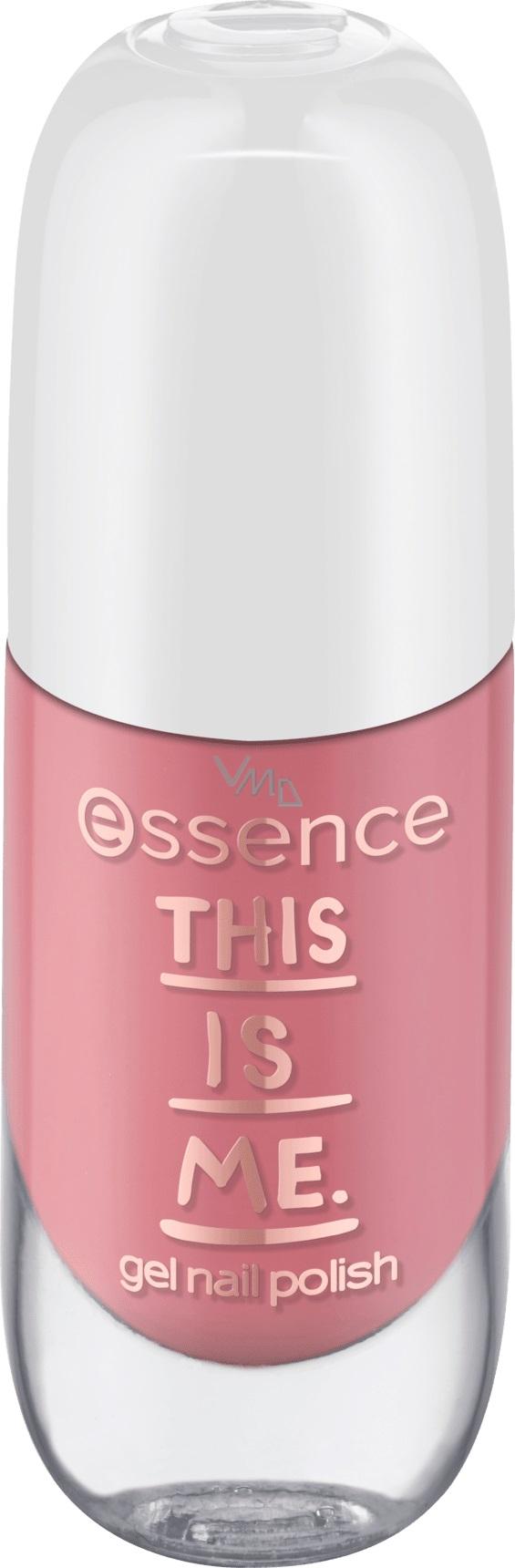 Essence This Is Me Gel Nail Polish Gelovy Lak Na Nehty 01 Freaky 8 Ml Vmd Drogerie A Parfumerie