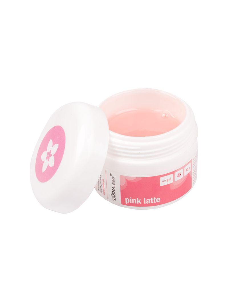 Tasha Uv Gel Pink Latte 40 G Tasha