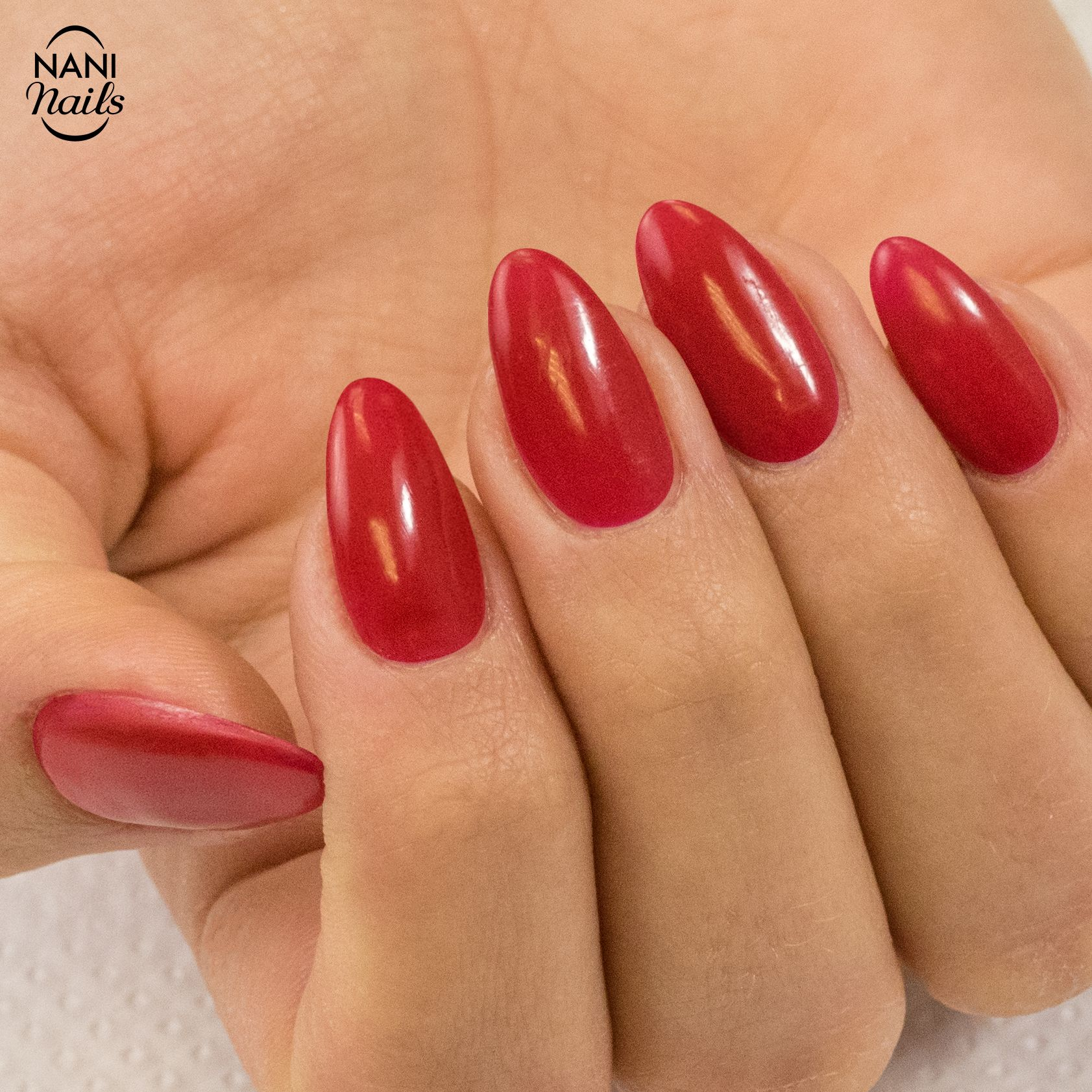Simple Red Simply Gorgeous Manicure Nails Naildesigns Red Naninails Nails Nail Designs Manicure