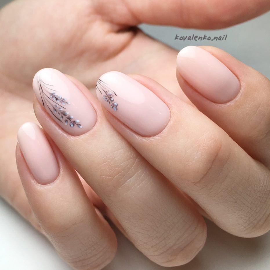 16 Pretty Nail Art Trend For 2018 Gelove Nehty Design Nehtu Akrylove Nehty