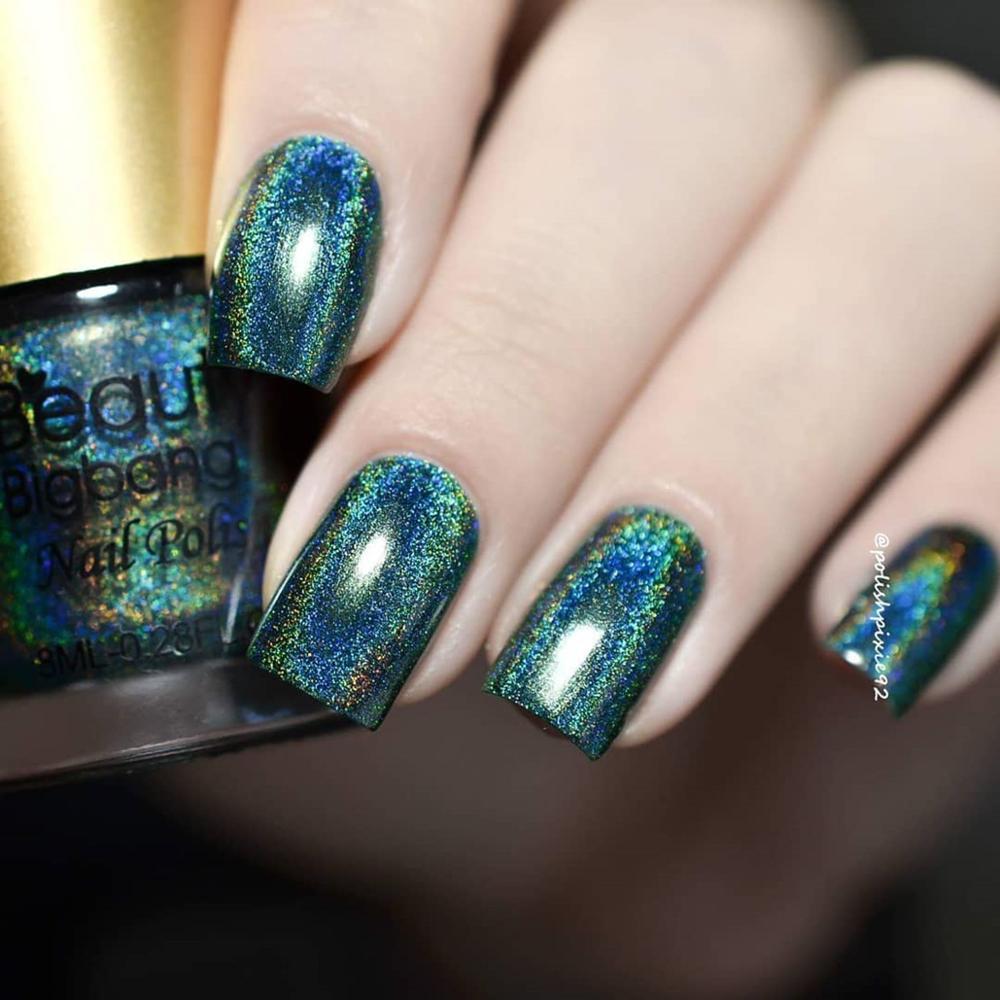 Beautybigbang 12 Colors 8ml Gel Nail Polish Holographic Holo Glitter Nail Polish Hologram Effect Varnish For Nails Glossy Aliexpress