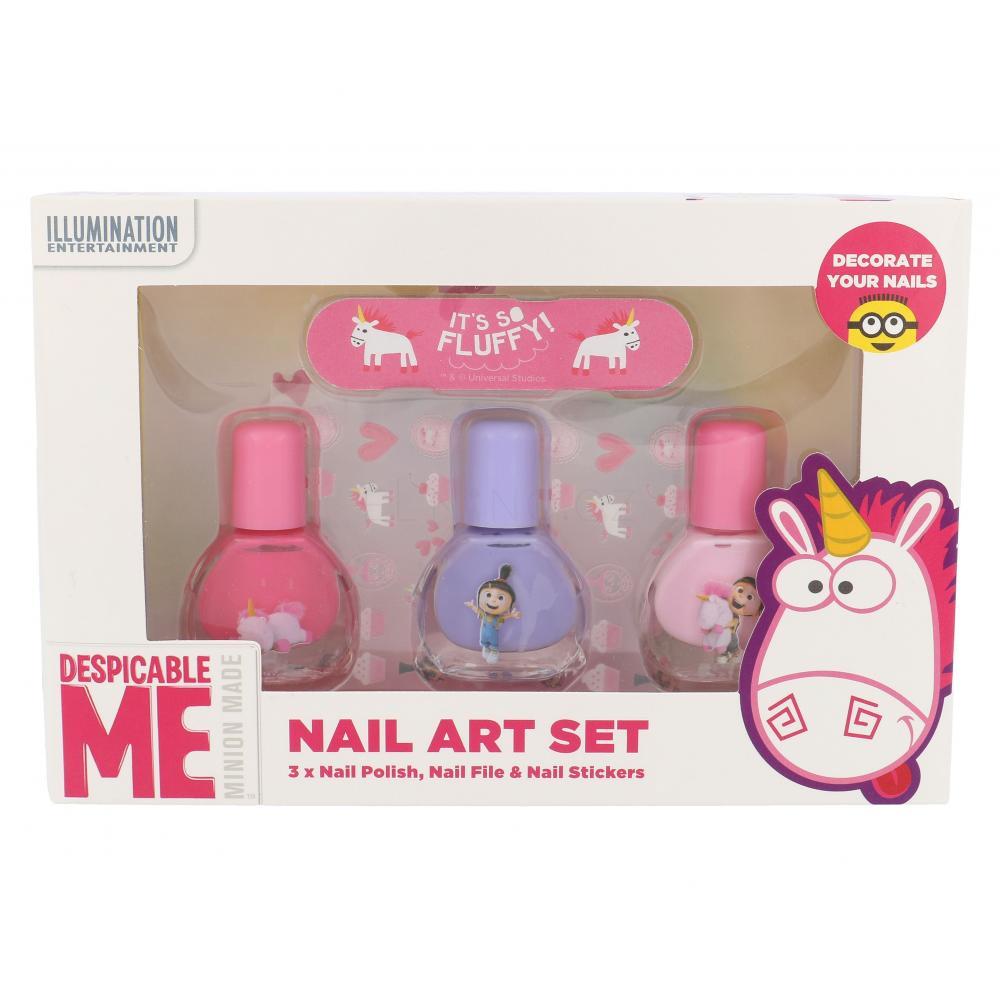 Minions Unicorns Laky Na Nehty Pro Deti Elnino Cz
