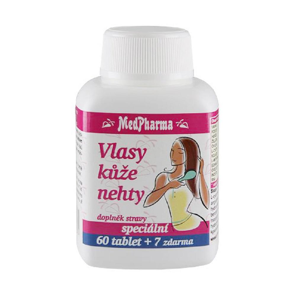 Medpharma Vlasy Kuze Nehty Tablety 67 Levne Blesk Zbozi