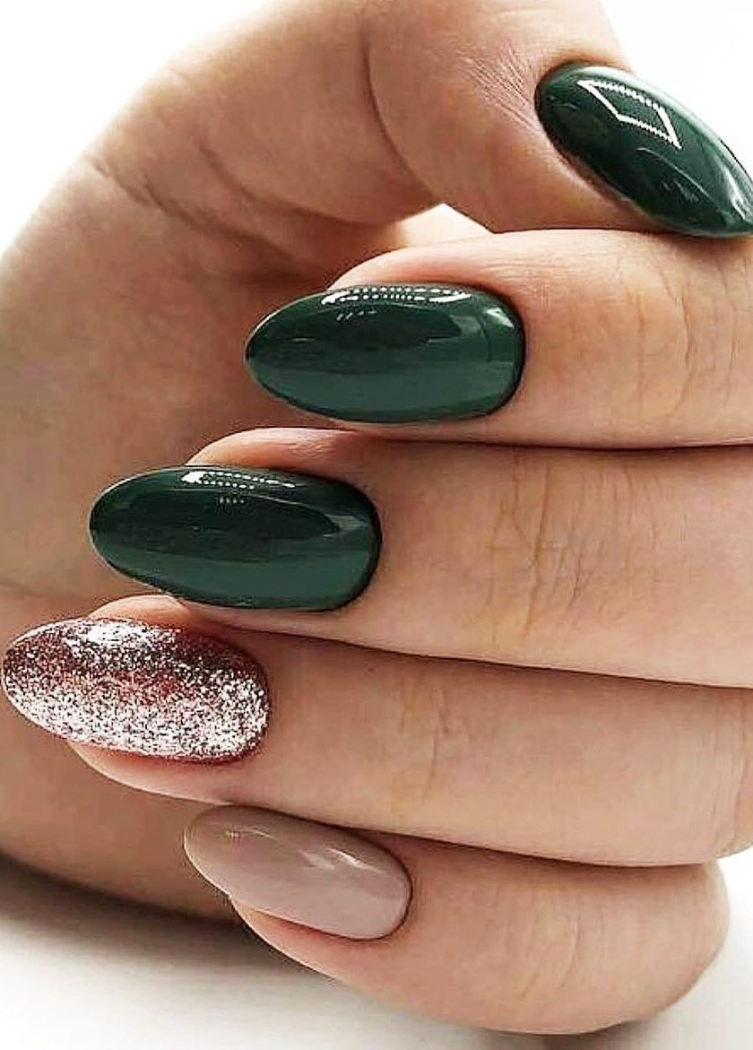 46 Best Nail Art Ideas For Your Hands Page 36 Of 46 Gelove Nehty Barevne Nehty Design Nehtu