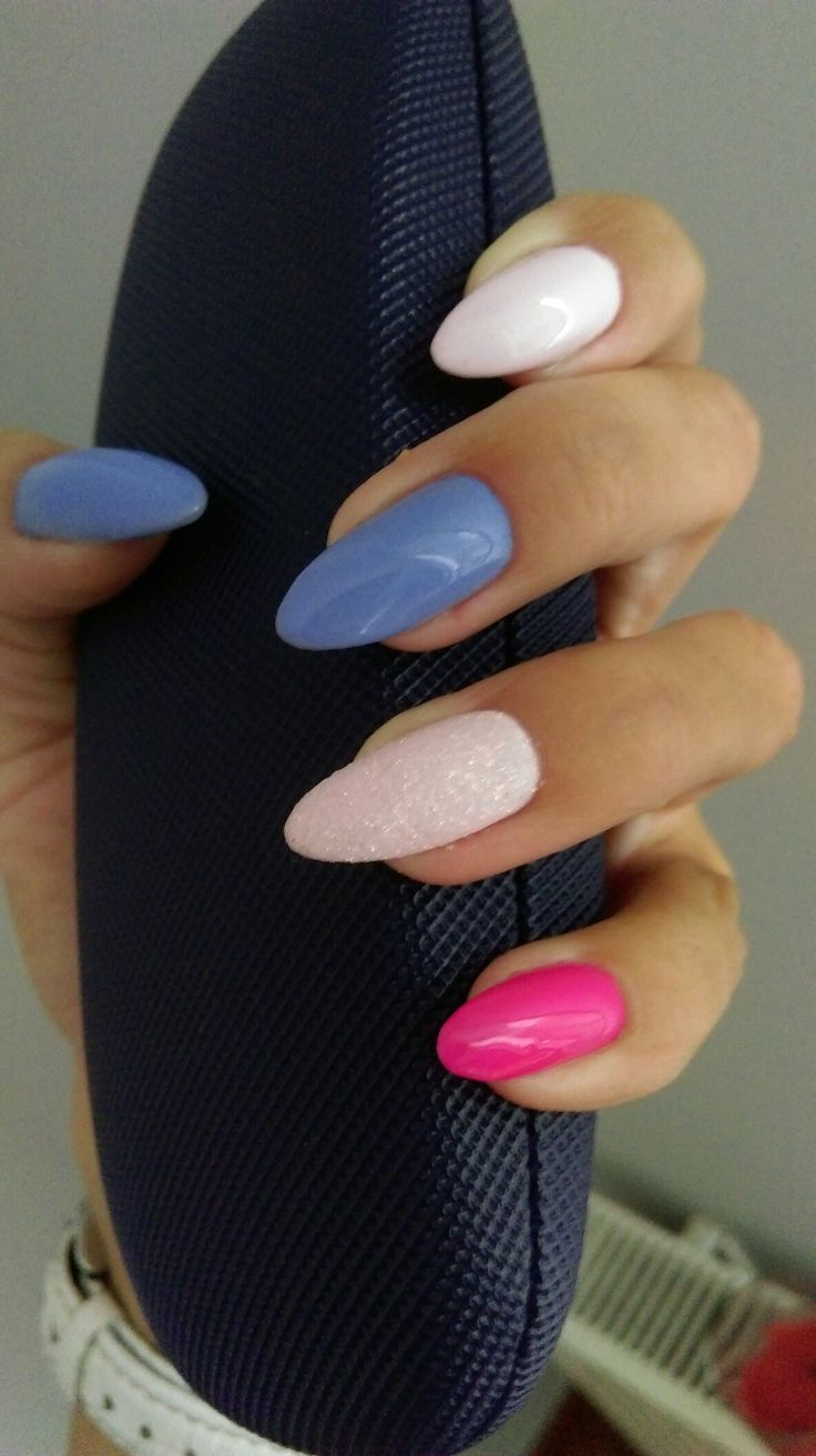 Inspiration Nails Pretty Nails Oval Nails