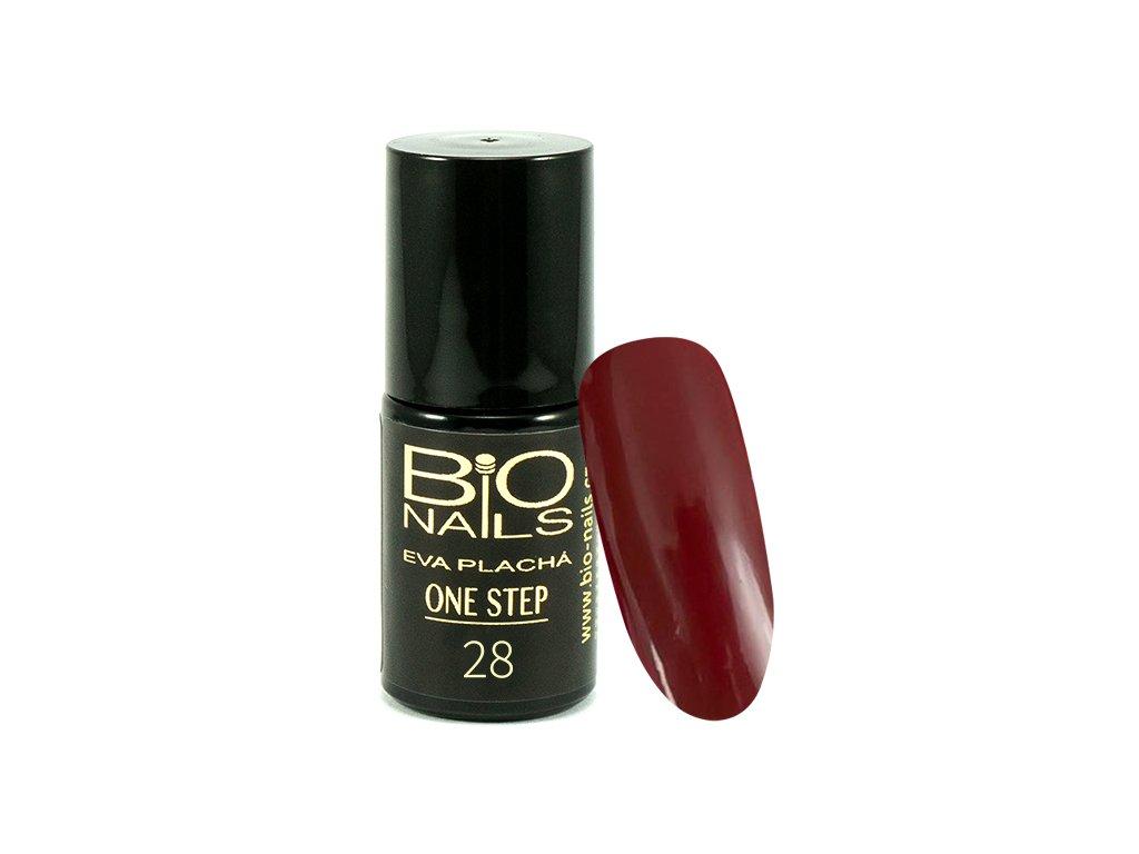 One Step 28 Gel Lak 5ml Bio Nails