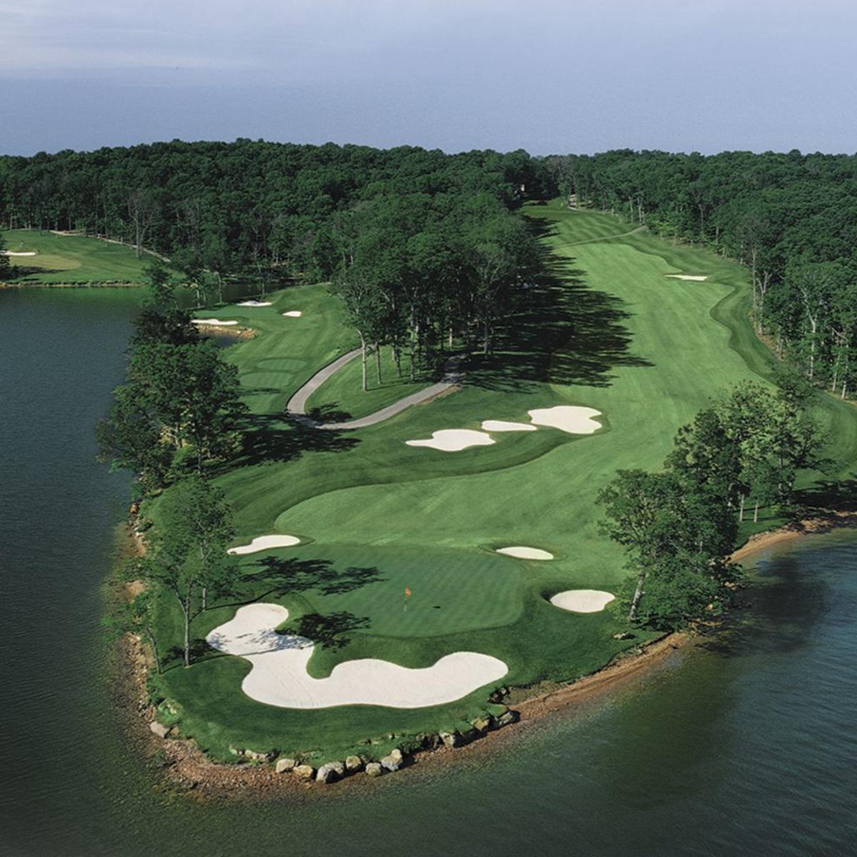 Ozarks Porto Cima Course Still A Gem At 20 Years Old Golf Guide Stltoday Com