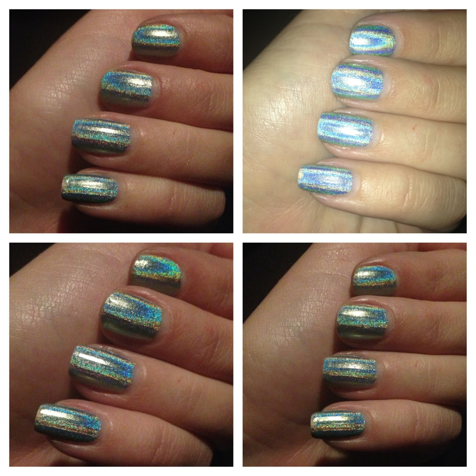 In Hot Blog Holograficke Nehty Color Club