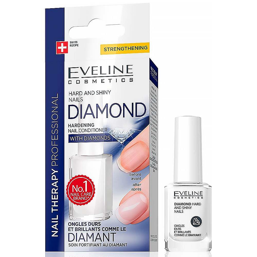 Eveline Nail Therapy Diamond Hardness 12 Ml Od 66 Kc Srovnani Cen Leano Cz