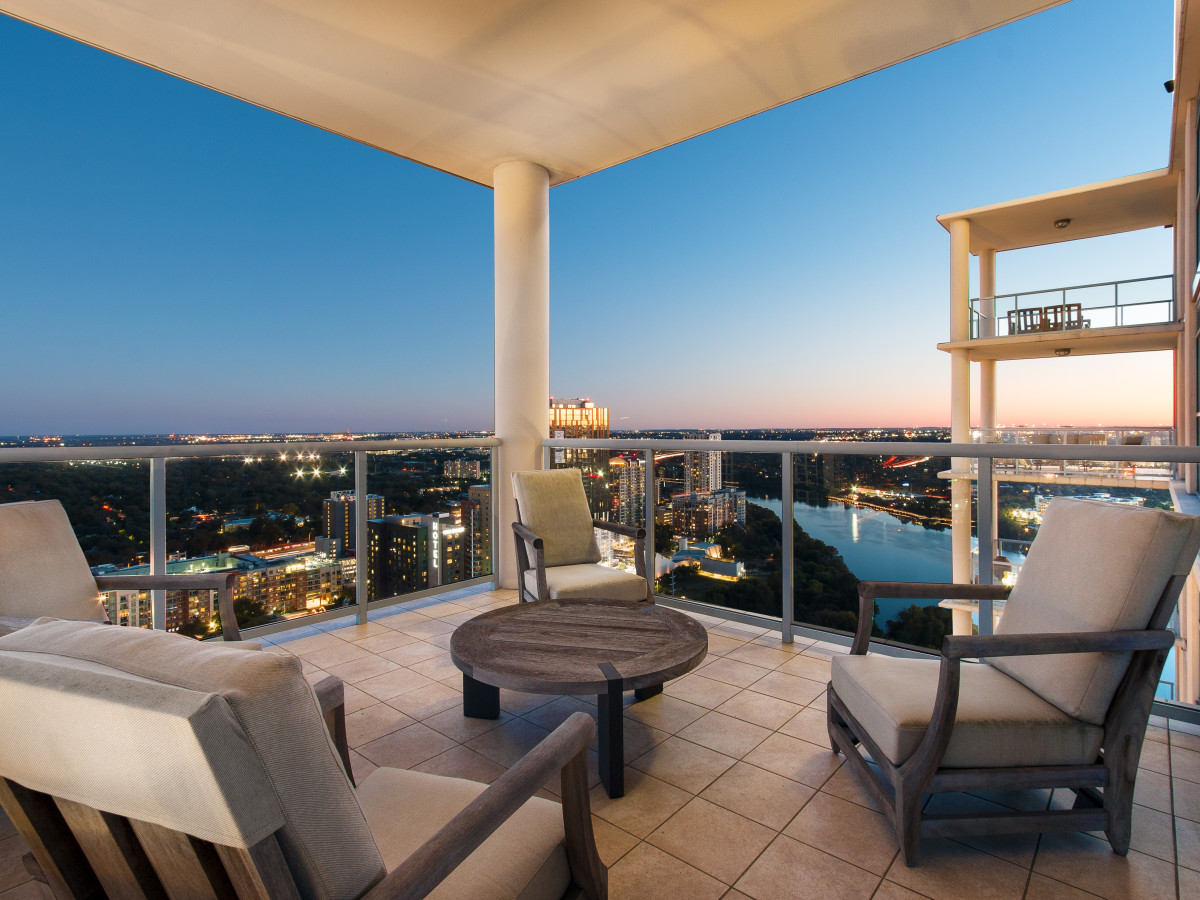 Austin Condo With 360 Degree Downtown Views Hits The Market For 25m Culturemap Austin
