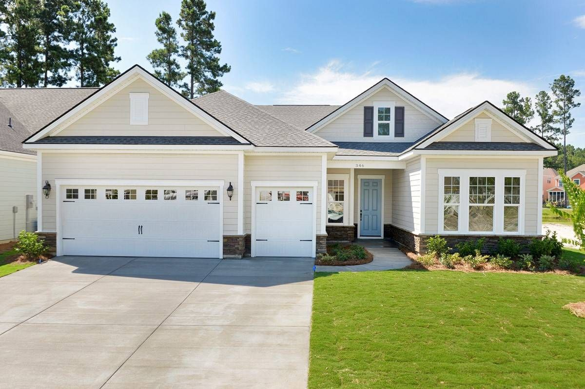 K Hovnanian S Four Seasons At Lakes Of Cane Bay New Homes In Summerville Sc New Homes Summerville New Home Communities