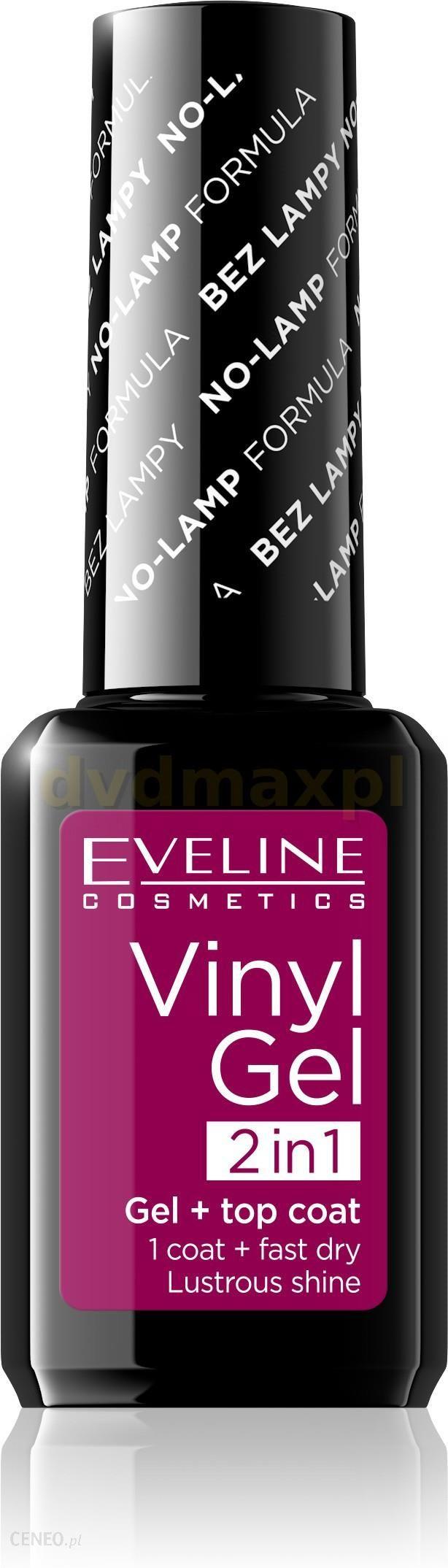 Eveline Vinyl Gel 2 In 1 12ml Lakier Vinyl Gel Nr 207 Opinie I Ceny Na Ceneo Pl