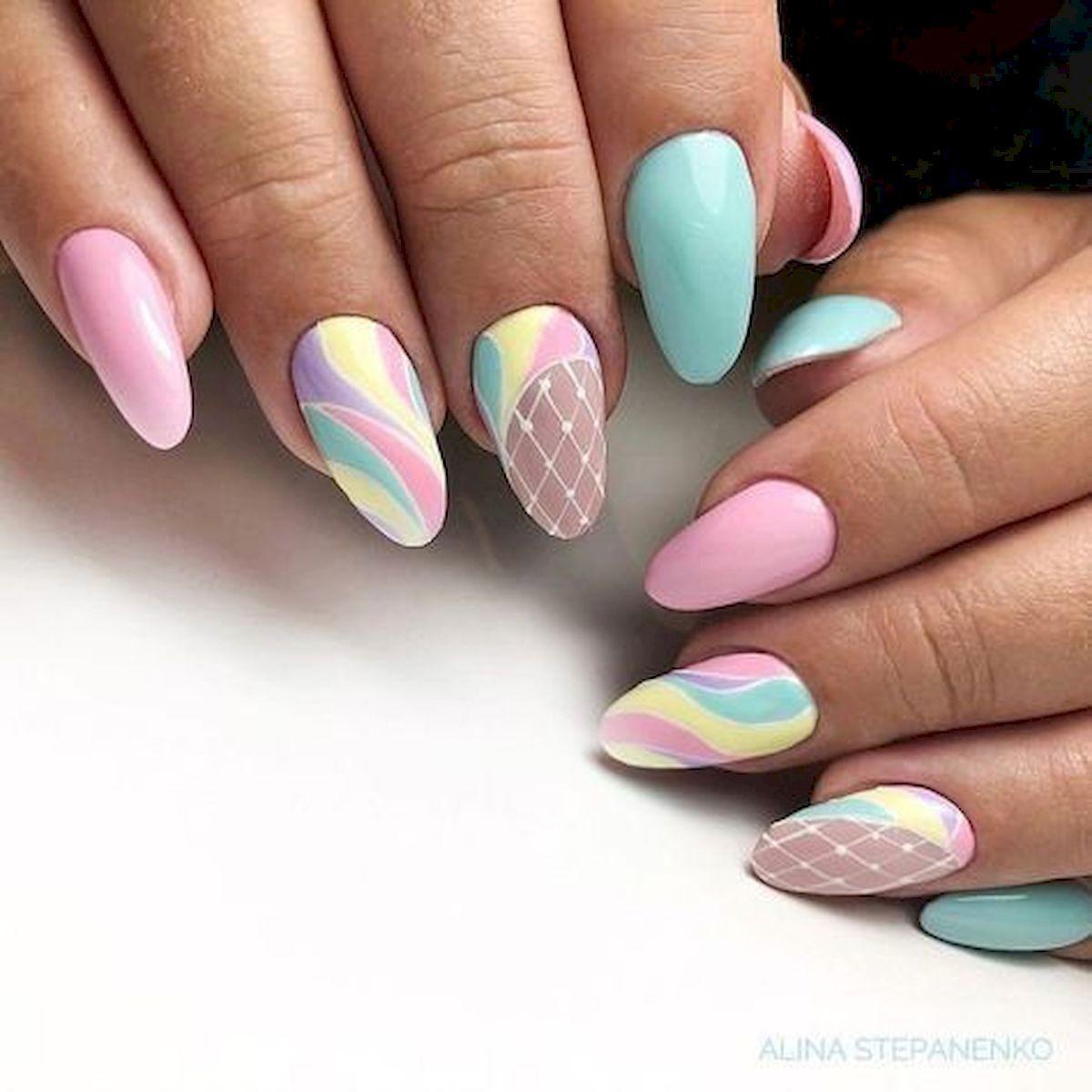 Pin By Klara Sobczykova On Hannah Spring Nail Art Perfect Nails Summer Nails