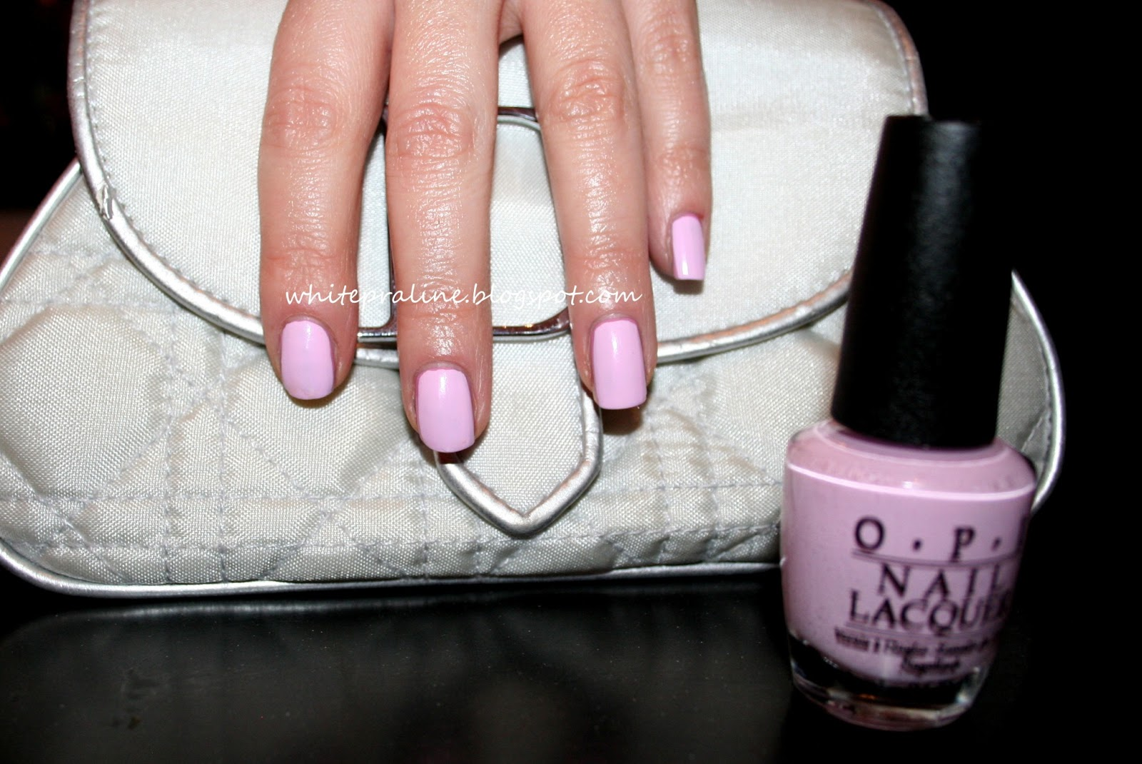 Opi Nail Lacquer Mod About You White Praline