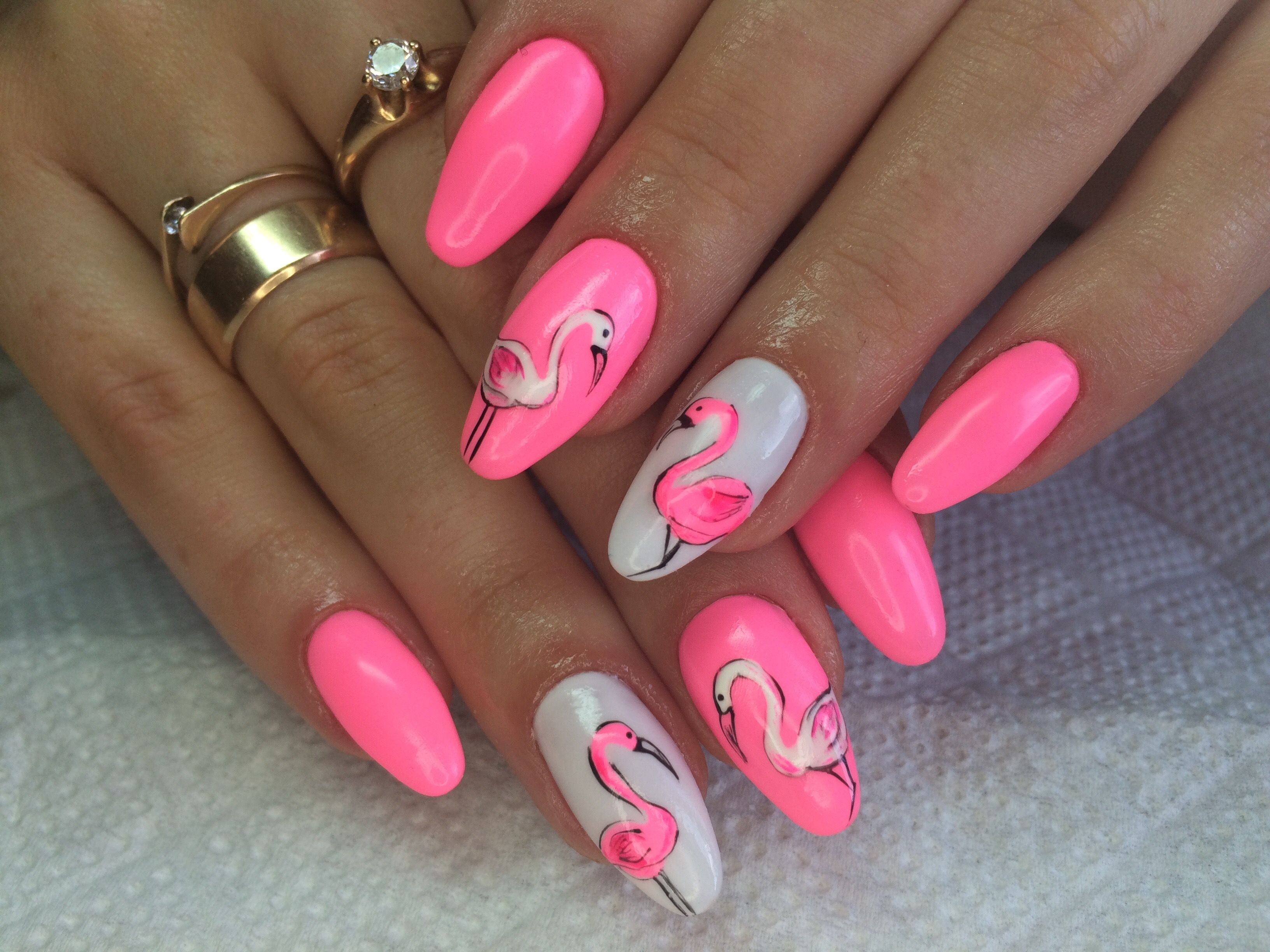 Flamingo Nails Gelove Nehty