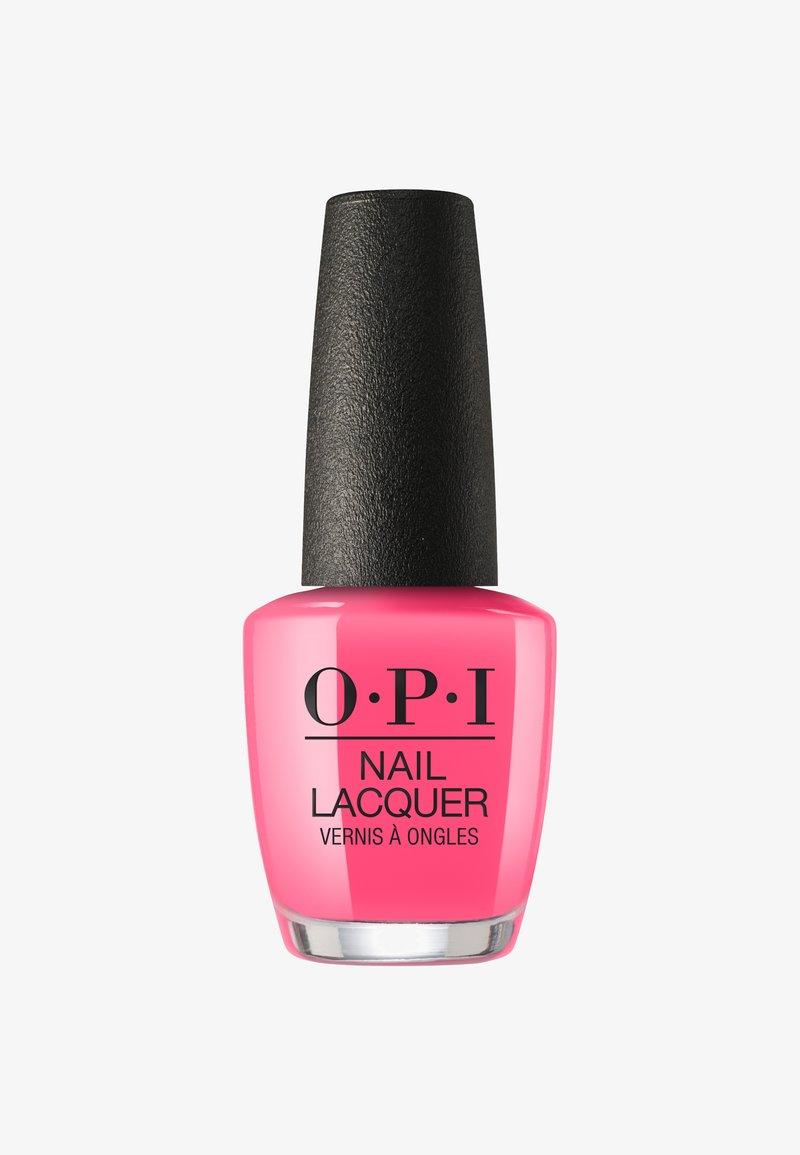Opi Summer 2019 Pump Collection Nail Lacquer 15 Ml Lakier Do Paznokci Nln72 V I Pink Passes Zalando Pl